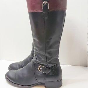 Ariat Women's Riding Boots Black Equestrian 8.5